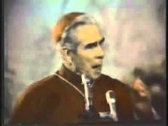 The Sacrament of Confession, an EXCELLENT video and so ahead of his time. Sadly things are still the same today as they were back in the time this was filmed. We can all still learn from this.