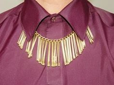 How to: DIY Statement Necklace ☾ - YouTube
