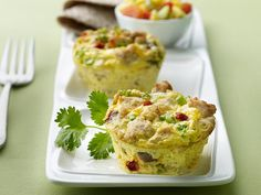 Mexican Turkey Frittata | The Biggest Loser