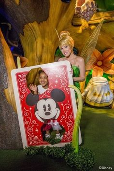 Tinker Bell's New Meet-and-Greet Location at the Magic Kingdom! #WDW