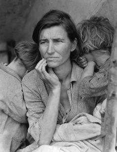 Migrant Woman w/Children