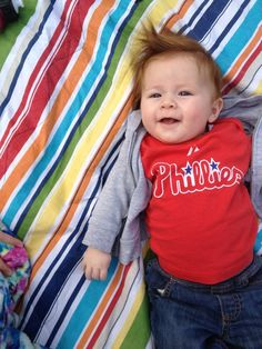 """""""Rootin' For the Phillies"""""""