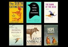 Summer Reading: Great Books for Birders and Nature Lovers   Audubon Magazine