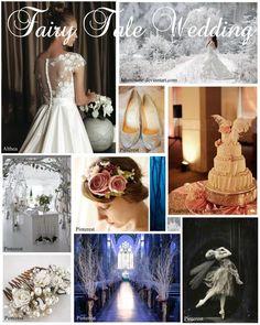 Fairy Tale Themed Wedding