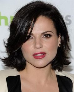 Modern Medium Hairstyles for Thick Hair 2014 | Hairstyles for Haircuts 2014 Love this choppy style of bob, so versatile