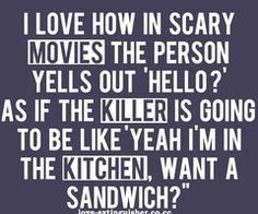real life, sandwich, horror movies, funny pictures, funni