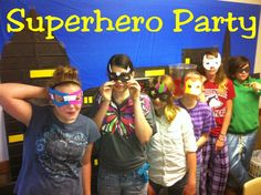 Kandy Kreations: Superhero Party and My FIRST Party Idea eBook