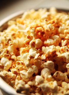 50 Flavored Popcorn Recipes