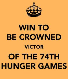 The Hunger Games.