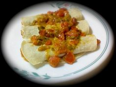 Authentic Mexican Green Chili