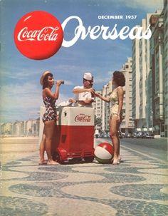Coca-Cola Overseas - Copacabana, Rio de Janeiro, 1957