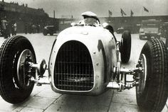 "1934 Auto Union Type A ""Silver Arrow"""