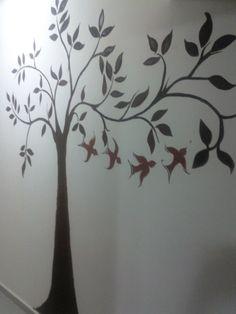 Another wall tree idea.