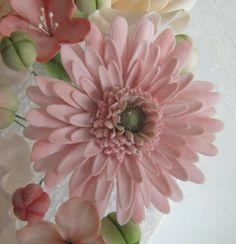 Sugar Flowers - Sweet As Sugar Cakes