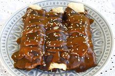 turkey-mole-enchiladas #WMTMoms