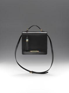 Jade bamboo satchel