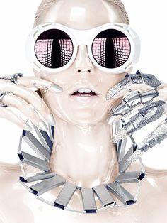 Cyborg / Futuristic Fashion
