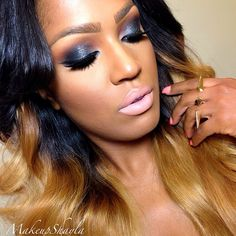 beauti rush, brows, makeupshayla makeup, shimmeri eyeshadow, blushes, eyeshadows, smokey eye, black, antiques