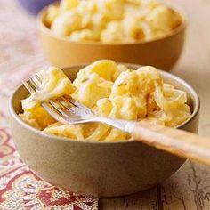 Cheesy Cauliflower for a Crowd