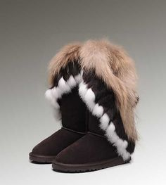 Cheap Uggs Fox Fur Tall 8688 Boots For Women [UGG UK 233] - $200.00 : Cheap UGGs Boots Store Save up to 60%!, Ever comfortable and warm like in heaven, UGG Boots are enjoying an overwhelming popularity all over the world at present.Cheap UGG US Outlet onsale