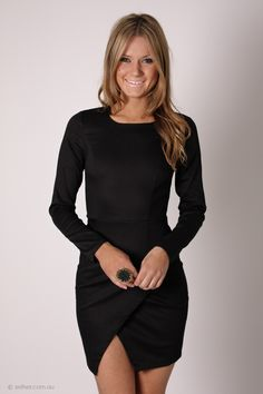 long sleeve tunic christmas parties, party dresses, rehearsal dinners, sleev tunic, the dress, long sleev, rehearsal dinner dresses, little black dresses, winter weddings