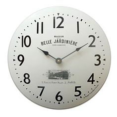 a perfect clock