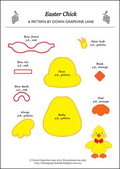 Tutorial: Easter Chick