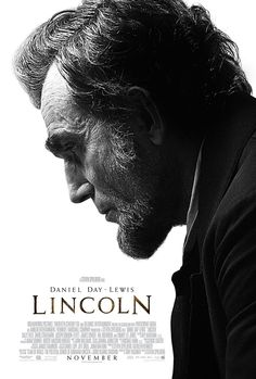 First poster for the new Lincoln movie.