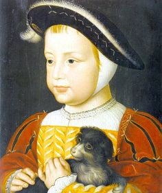 Henri II of France as a child. Son of Francis I and Claude of France. Married Catherine de Medici.