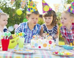 10 Tips for the Best Kid Birthday Party Ever: http://www.thedailymeal.com/10-tips-best-kid-birthday-party-ever