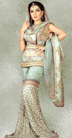Pakistani fashion trends 2012 (pants)