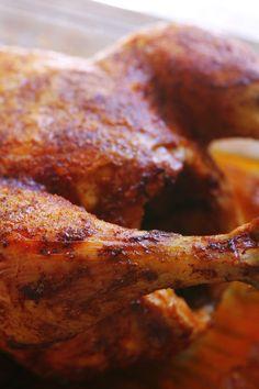 Seasoned Cornish Hens Recipe
