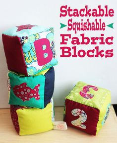 Stackable squishable