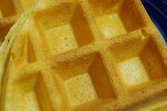 Mickey Waffles Recipe ~ The Disney Chef