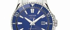 Wempe Zeitmeister Sport están certificados por la norma DIN 8306 para practicar inmersiones seguras.