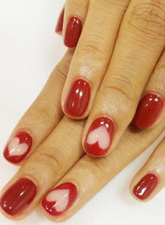 Nail Ideas for Valentine's Day