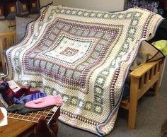 Ravelry: Glindale's Wendy blanket
