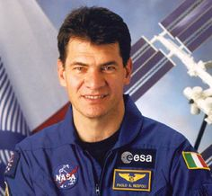 Paolo Angelo Nespoli, astronauta, Verano