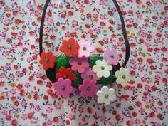 NE Cooperative | Lego Floral Necklace