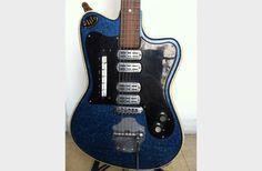 Crucianelli Elite V 40 1964 Electric Guitar by TonePedia archive   Tonepedia
