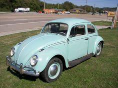 63 VW Beetle