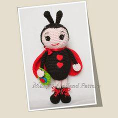 Mary's Amiland: Lily Ladybug The Ami