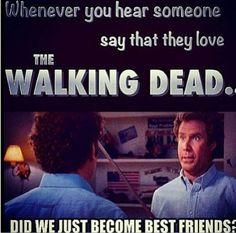 Yes! The Walking Dead