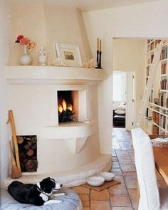 Style the Perfect Hearth: Hole in the Wall