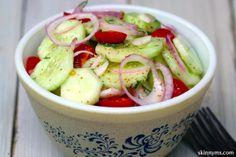 Classic+Cucumber+&+Tomato+Salad