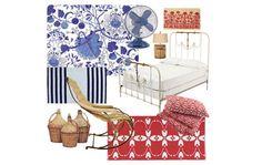 recreate the bedroom in Mamma Mia