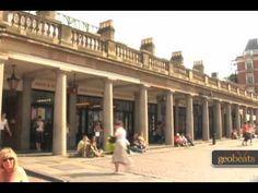 London Travel - Covent Garden