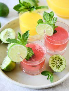 Agua Fresca #recipe