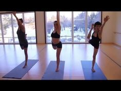 How to Get Used to Bikram Yoga : Yoga Tips