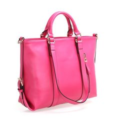 Fineplus Women'S Large Roomy Leather Multifunctional Shoulder Tote Bag 20